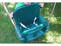 Growable Baby and Toddler Swing Seat