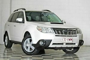 2011 Subaru Forester MY12 2.0D White 6 Speed Manual Wagon Burleigh Heads Gold Coast South Preview
