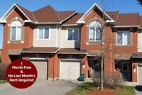 3 Bdrm Townhouse available at 14 Timberline Private, Ottawa