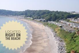 Lydstep, Nr Tenby, Pembrokeshire, Holiday Homes from £29,995 including 2018 fees