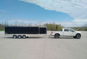 ENCLOSED TRANSPORT SERVICES - BIKES / SLEDS / ATVS / ETC