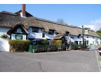 Rural Family Run Freehold in Lulworth Cove seeking 1 staff member! (local accommodation available)
