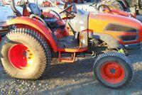 Kioti CK25 with loader