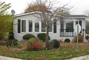 Lot 174: 2 bed 2 Bathroom manufactured home for sale in Sarnia