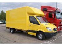 Man and Van **Big Luton Van**£20 p/h .. Removal Service based in Ealing and cover Nationwide