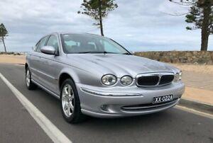 2002 Jaguar X-Type X400 SE Silver 5 Speed Automatic Sedan