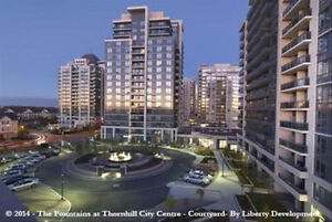 BUYING a 2-bed condo in Thornhill - Vaughan - Richmond Hill