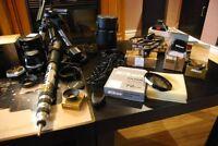 Accessoires de photos de Nikon