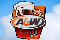 A&W Full Time/Part Time Morning Shift