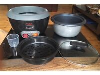 Tefal 1.8L Rice Cooker - Cool Touch