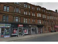 MODERN, 1 BEDROOM TOP FLOOR FLAT- INCHINNAN ROAD, RENFREW - FRESH DECOR THROUGHOUT. AVAILABLE NOW.