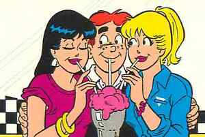 Looking for FREE Archie Comics Kitchener / Waterloo Kitchener Area image 1