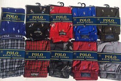 Polo Ralph Lauren Mens Boxer Pony Classic Fit Underwear XS S M L XL