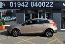 2014 64 VOLVO V40 1.6 D2 CROSS COUNTRY LUX 5D 113 BHP DIESEL 6SP HATCH.12-000M