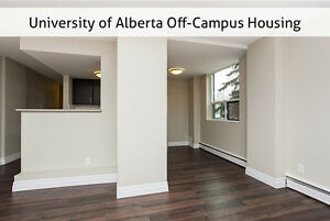 UAlberta off campus apt available at 9999 111th St NW, Edmonton
