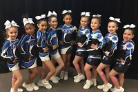 Cheer program for ages 3+
