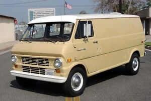 WANTED 1968 TO 1974 FORD ECONOLINE LIKE PICTURE finder fee