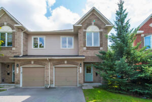3 Bdrm Townhouse available at 650 Woodcliffe Private, Ottawa