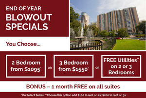 Blow Out End of Year Pricing at 1333 South Park Street, Halifax