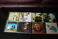Différents CD a 2.00 chaque