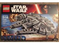 LEGO Star Wars Millennium Falcon 75105 - BRAND NEW / SEALED / RETIRED product