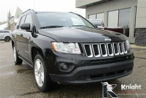2012 Jeep Compass Limited Heated Leather Sunroof NAV Remote Star