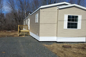 New 3 bed/2 bath mini home for rent in Lincoln