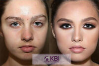 WEDDING MAKEUP ARTISTRY - AIRBRUSHED & CUSTOM BLENDED FOUNDATION