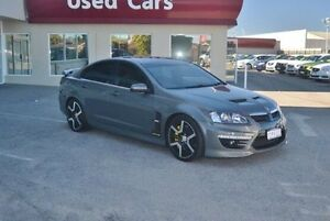 2010 Holden Special Vehicles GTS E Series 3 Grey 6 Speed Manual Sedan Bayswater Bayswater Area Preview