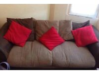 free 2/3 seater sofa