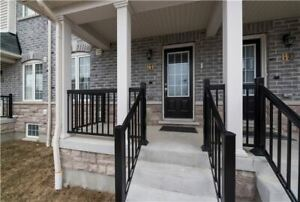 Luxurious 3 Br & 2.5 Bath Townhouse in Ajax from $2000/mt!!