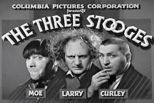 THE 3 STOOGES DVD-R COLLECTION""