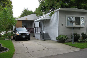 Two Bedroom mobile home for sale in Sarnia