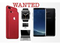 WANTED::/IPHONE 7 7 PLUS IPHONE 6S PLUS 6 +/SAMSUNG GALAXY S6/S7/S8 PLUS MACBOOK PRO IPAD PRO PS4