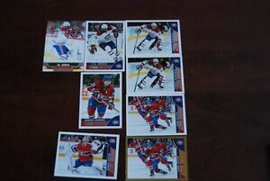 Cartes de Hockey de la NHL ( 8)