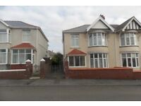 Three bedroom semi-detached house in a highly sought after area of Llanelli.