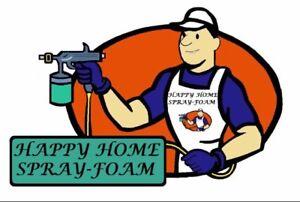 Happy Home Spray Foam