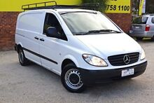 2007 Mercedes-Benz Vito 639 MY07 109CDI White 6 Speed Manual Van Upper Ferntree Gully Knox Area Preview