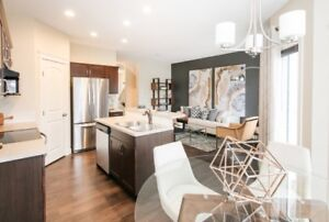 Build in Coveted Jensen Lakes – Duplex with No Condo Fees!