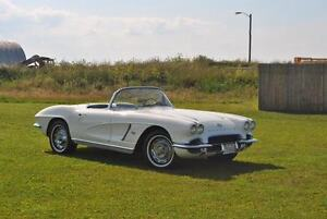 1962 Corvette Mint Condition