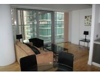 2 Bedroom apartment available in Canary wharf development Landmark Building E14, With parking