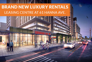 3 Bdrm available at 1100 King Street West, Toronto