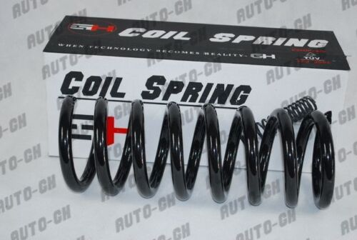2 REAR COIL SPRINGS FOR MERCEDES S-CLASS W140, C140