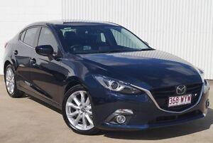 2014 Mazda 3 BM5238 SP25 SKYACTIV-Drive GT Blue 6 Speed Sports Automatic Sedan Bundaberg West Bundaberg City Preview