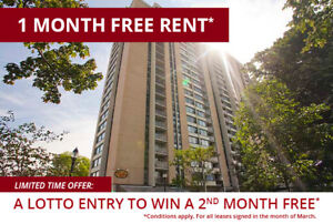 Now Renting for May available at 1333 South Park Street, Halifax