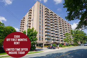 1 Bdrm available at 1030 South Park Street, Halifax