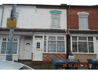 3 Bedroom House for Sale Small Heath
