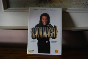 DVD Anthony Kavanagh en Spectacle