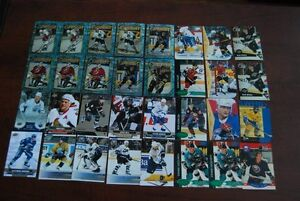 Cartes de Hockey de la NHL.--32