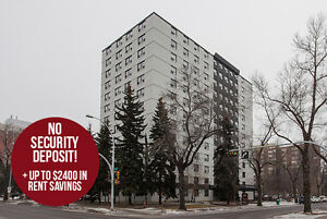 Jr. 1 Bdrm available at 9999 111th Street NW, Edmonton